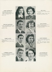 Page 9, 1945 Edition, St Johnsville High School - Purple and Gold Yearbook (St Johnsville, NY) online yearbook collection