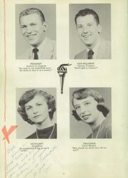 Page 14, 1957 Edition, St Johnsville High School - Purple and Gold Yearbook (St Johnsville, NY) online yearbook collection