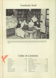 Page 6, 1957 Edition, St Johnsville High School - Purple and Gold Yearbook (St Johnsville, NY) online yearbook collection