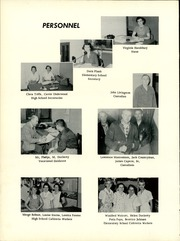 Page 12, 1959 Edition, St Johnsville High School - Purple and Gold Yearbook (St Johnsville, NY) online yearbook collection