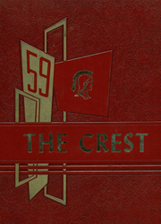 Page 1, 1959 Edition, Hunter Tannersville Central High School - Crest Yearbook (Tannersville, NY) online yearbook collection