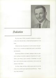 Page 8, 1959 Edition, Hunter Tannersville Central High School - Crest Yearbook (Tannersville, NY) online yearbook collection