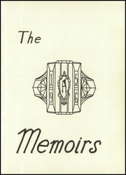 Page 5, 1956 Edition, Andover Central High School - Memoirs Yearbook (Andover, NY) online yearbook collection