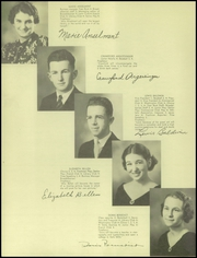 Page 10, 1937 Edition, Broadalbin High School - Kennyetto Kronicle Yearbook (Broadalbin, NY) online yearbook collection