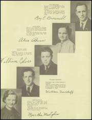 Page 11, 1937 Edition, Broadalbin High School - Kennyetto Kronicle Yearbook (Broadalbin, NY) online yearbook collection
