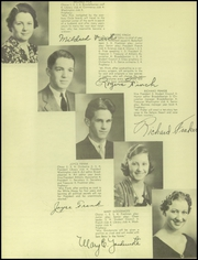 Page 12, 1937 Edition, Broadalbin High School - Kennyetto Kronicle Yearbook (Broadalbin, NY) online yearbook collection