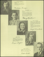 Page 14, 1937 Edition, Broadalbin High School - Kennyetto Kronicle Yearbook (Broadalbin, NY) online yearbook collection