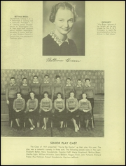 Page 16, 1937 Edition, Broadalbin High School - Kennyetto Kronicle Yearbook (Broadalbin, NY) online yearbook collection