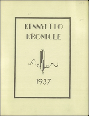 Page 3, 1937 Edition, Broadalbin High School - Kennyetto Kronicle Yearbook (Broadalbin, NY) online yearbook collection