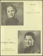 Page 5, 1937 Edition, Broadalbin High School - Kennyetto Kronicle Yearbook (Broadalbin, NY) online yearbook collection