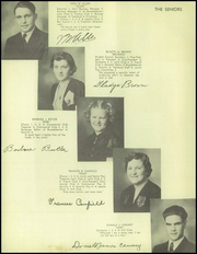 Page 10, 1939 Edition, Broadalbin High School - Kennyetto Kronicle Yearbook (Broadalbin, NY) online yearbook collection