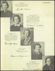 Page 11, 1939 Edition, Broadalbin High School - Kennyetto Kronicle Yearbook (Broadalbin, NY) online yearbook collection