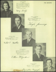 Page 12, 1939 Edition, Broadalbin High School - Kennyetto Kronicle Yearbook (Broadalbin, NY) online yearbook collection