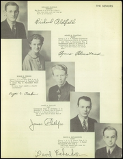 Page 13, 1939 Edition, Broadalbin High School - Kennyetto Kronicle Yearbook (Broadalbin, NY) online yearbook collection