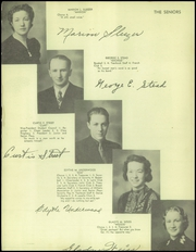 Page 14, 1939 Edition, Broadalbin High School - Kennyetto Kronicle Yearbook (Broadalbin, NY) online yearbook collection