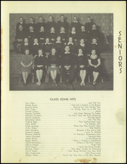 Page 15, 1939 Edition, Broadalbin High School - Kennyetto Kronicle Yearbook (Broadalbin, NY) online yearbook collection