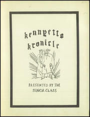 Page 3, 1939 Edition, Broadalbin High School - Kennyetto Kronicle Yearbook (Broadalbin, NY) online yearbook collection