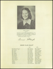 Page 9, 1939 Edition, Broadalbin High School - Kennyetto Kronicle Yearbook (Broadalbin, NY) online yearbook collection