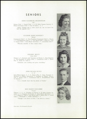 Page 11, 1941 Edition, Broadalbin High School - Kennyetto Kronicle Yearbook (Broadalbin, NY) online yearbook collection
