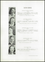 Page 12, 1941 Edition, Broadalbin High School - Kennyetto Kronicle Yearbook (Broadalbin, NY) online yearbook collection