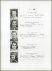 Page 14, 1941 Edition, Broadalbin High School - Kennyetto Kronicle Yearbook (Broadalbin, NY) online yearbook collection