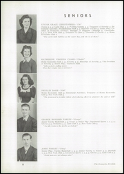 Page 10, 1943 Edition, Broadalbin High School - Kennyetto Kronicle Yearbook (Broadalbin, NY) online yearbook collection