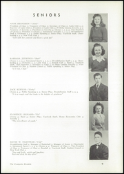 Page 11, 1943 Edition, Broadalbin High School - Kennyetto Kronicle Yearbook (Broadalbin, NY) online yearbook collection