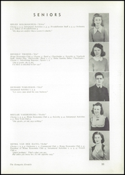 Page 13, 1943 Edition, Broadalbin High School - Kennyetto Kronicle Yearbook (Broadalbin, NY) online yearbook collection