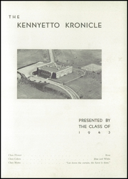 Page 3, 1943 Edition, Broadalbin High School - Kennyetto Kronicle Yearbook (Broadalbin, NY) online yearbook collection