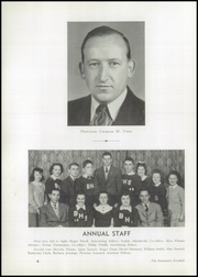 Page 6, 1943 Edition, Broadalbin High School - Kennyetto Kronicle Yearbook (Broadalbin, NY) online yearbook collection
