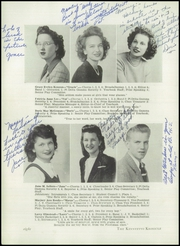Page 10, 1946 Edition, Broadalbin High School - Kennyetto Kronicle Yearbook (Broadalbin, NY) online yearbook collection