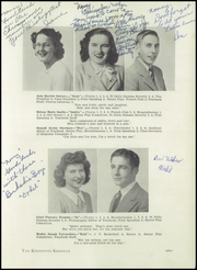 Page 11, 1946 Edition, Broadalbin High School - Kennyetto Kronicle Yearbook (Broadalbin, NY) online yearbook collection