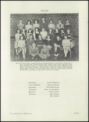 Page 17, 1946 Edition, Broadalbin High School - Kennyetto Kronicle Yearbook (Broadalbin, NY) online yearbook collection