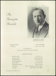 Page 3, 1946 Edition, Broadalbin High School - Kennyetto Kronicle Yearbook (Broadalbin, NY) online yearbook collection