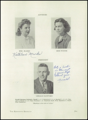 Page 7, 1946 Edition, Broadalbin High School - Kennyetto Kronicle Yearbook (Broadalbin, NY) online yearbook collection