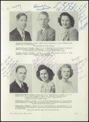 Page 9, 1946 Edition, Broadalbin High School - Kennyetto Kronicle Yearbook (Broadalbin, NY) online yearbook collection
