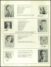 Page 14, 1951 Edition, Broadalbin High School - Kennyetto Kronicle Yearbook (Broadalbin, NY) online yearbook collection