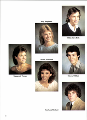 Page 14, 1985 Edition, Broadalbin High School - Kennyetto Kronicle Yearbook (Broadalbin, NY) online yearbook collection