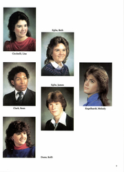 Page 7, 1985 Edition, Broadalbin High School - Kennyetto Kronicle Yearbook (Broadalbin, NY) online yearbook collection