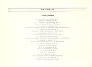 Page 20, 1913 Edition, Medical College of Virginia - X Ray Yearbook (Richmond, VA) online yearbook collection