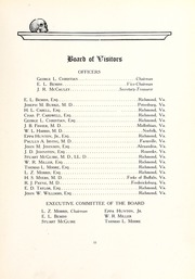 Page 15, 1918 Edition, Medical College of Virginia - X Ray Yearbook (Richmond, VA) online yearbook collection