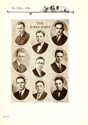 Page 13, 1924 Edition, Medical College of Virginia - X Ray Yearbook (Richmond, VA) online yearbook collection