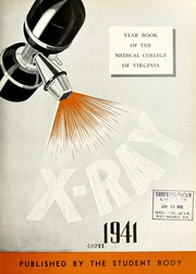 Page 7, 1941 Edition, Medical College of Virginia - X Ray Yearbook (Richmond, VA) online yearbook collection