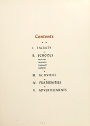 Page 11, 1949 Edition, Medical College of Virginia - X Ray Yearbook (Richmond, VA) online yearbook collection