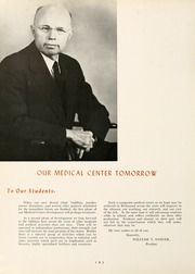 Page 12, 1949 Edition, Medical College of Virginia - X Ray Yearbook (Richmond, VA) online yearbook collection