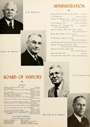 Page 13, 1949 Edition, Medical College of Virginia - X Ray Yearbook (Richmond, VA) online yearbook collection