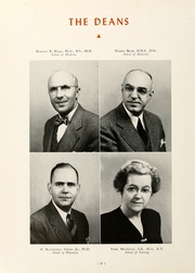 Page 16, 1949 Edition, Medical College of Virginia - X Ray Yearbook (Richmond, VA) online yearbook collection
