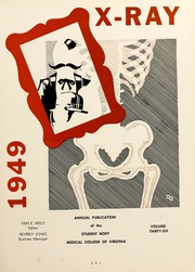 Page 7, 1949 Edition, Medical College of Virginia - X Ray Yearbook (Richmond, VA) online yearbook collection