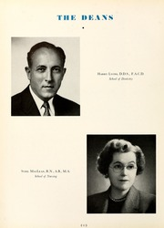 Page 16, 1951 Edition, Medical College of Virginia - X Ray Yearbook (Richmond, VA) online yearbook collection