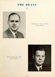 Page 17, 1951 Edition, Medical College of Virginia - X Ray Yearbook (Richmond, VA) online yearbook collection